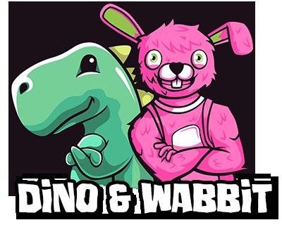 Dino and Wabbit